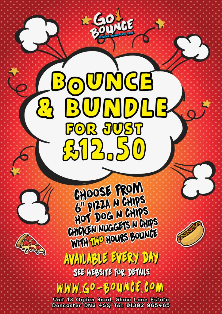 Bounce n Bundle Poster 300419